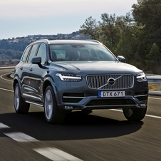 Volvo XC90 T6 AWD Momentum Geartronic