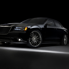 Chrysler 300C John Varvatos Edition