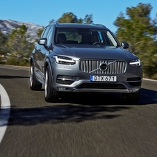 Volvo XC90 T8 AWD Inscription Geartronic