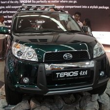 Daihatsu Terios 1.5 daiLPG Top 4WD Automatic