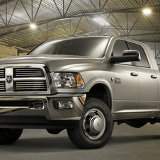 Dodge Ram 3500 Regular Cab 4X4 SLT LWB