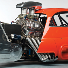 BMW-Isetta Whatta Drag