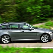 BMW 318d Touring Edition Exclusive