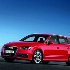 Audi had higher vehicle deliveries in the first quarter