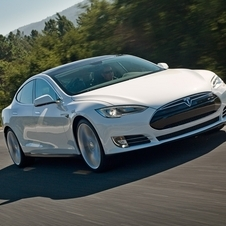 O Model S vai estar à venda na Europa até ao final do verão
