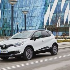 Renault Captur Energy TCe Initiale Paris
