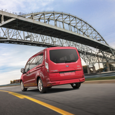 Ford hasn't had a minivan in the US since 2007