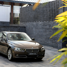Chinese buyers prefer foreign cars like this Chinese-only BMW 3 Series long wheelbase