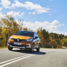 Renault Captur Energy dCi EDC Exclusive