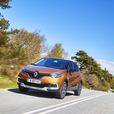 Renault Captur Energy dCi EDC Exclusive XMOD