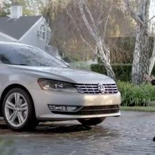 Volkswagen had the highest placed auto commercial