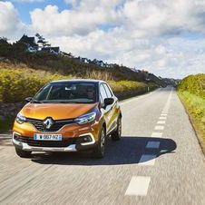 Renault Captur Energy dCi Exclusive