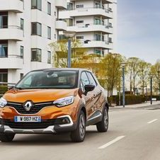 Renault Captur Energy dCi Exclusive XMOD
