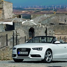 Audi A5 Cabriolet 2.0 TFSI quattro S tronic