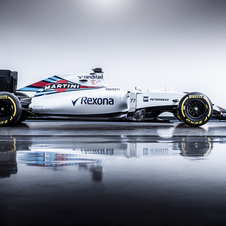 Williams focused on the improvement of the weakest points of the FW37