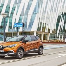Renault Captur Energy TCe EDC Exclusive