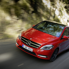 Mercedes-Benz B 220 CDI BlueEFFICIENCY Automatic