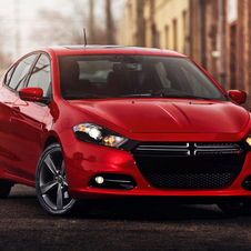 Dodge returns to US compact sedan market with the Dart