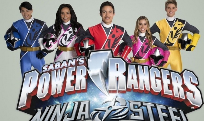 Power rangers Full Movie