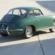 Porsche 356 B 1600 Super Coupe