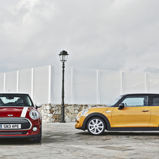 The third generation Mini will be on sale in early 2014