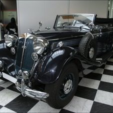 Horch Type 951 A Pullman Cabriolet