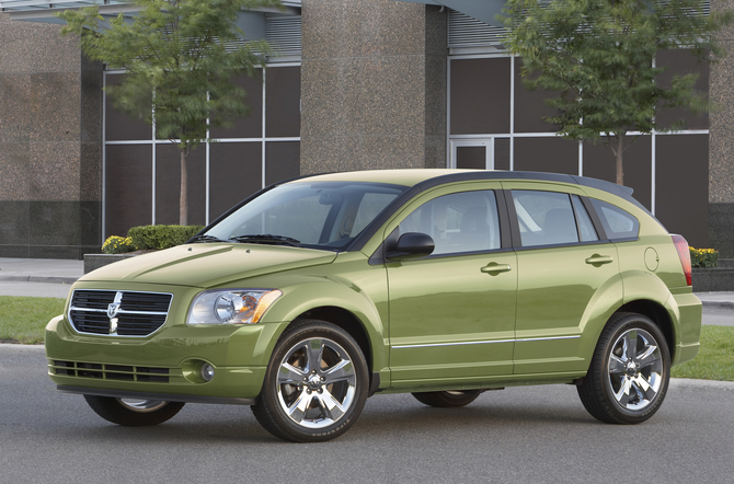 Dodge Caliber 2.4 I-4 R/T AT