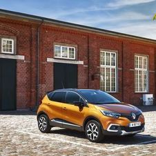 Renault Captur Energy TCe Exclusive