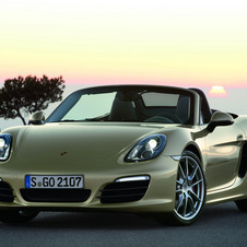 The Boxter is the latest Porsche update, and it appears we won't see a cheaper model