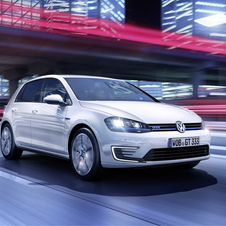 New plug-in hybrid versioncombines the benefits of electric mobility with the dynamics of a Golf GTI