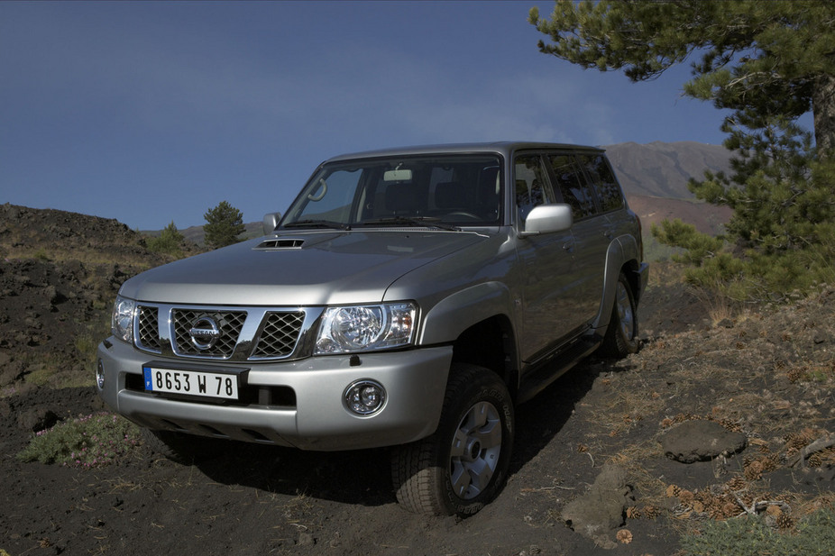 nissan patrol 3.0 di xe plus :: 1 foto und 56 technische daten :: de