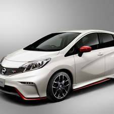 Despite not revealing concrete specifications, Nissan says that the updates on the Note Nismo will increase the vehicle's performance