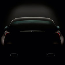 The Wraith will be revealed in Geneva