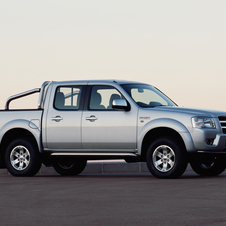 Ford Ranger 2.5TDCi XL Cabina Alongada 4x4 (chassis) 3L