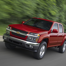 Chevrolet Colorado nears production