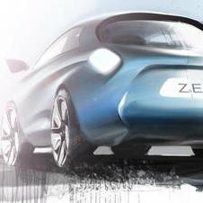Renault Zoe Gallery Revealed Ahead of Debut Tomorrow