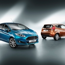Ford Refreshes Fiesta with Mondeo/Fusion Nose and 1.0-liter Ecoboost