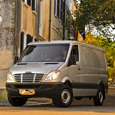 Freightliner Sprinter Crew Van 2500 High Roof 170-in. WB
