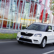 Skoda Yeti 2.0 TDI CR Active