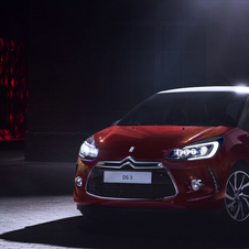 The new Citroën DS3 debuts a new urban active braking technology