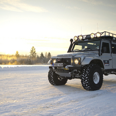 Land Rover Defender Big Foot