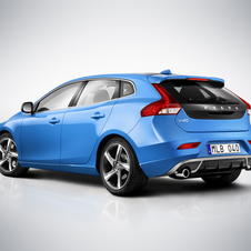 Volvo V40 D2 Eco R-Design