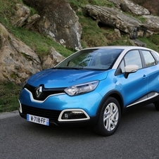 Renault Captur Energy dCi 90 S&S Eco2 Expression