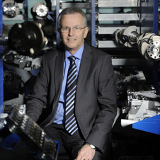 Derek Crabb is Volvo's head of powertrain engineering