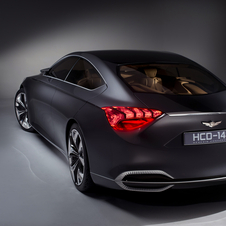 The second-generation Genesis will be offered with all-wheel drive for the first time