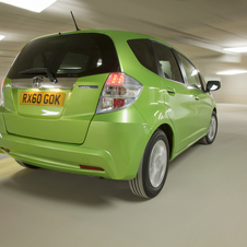 Honda Jazz 1.4 Hybrid Exclusive CVT