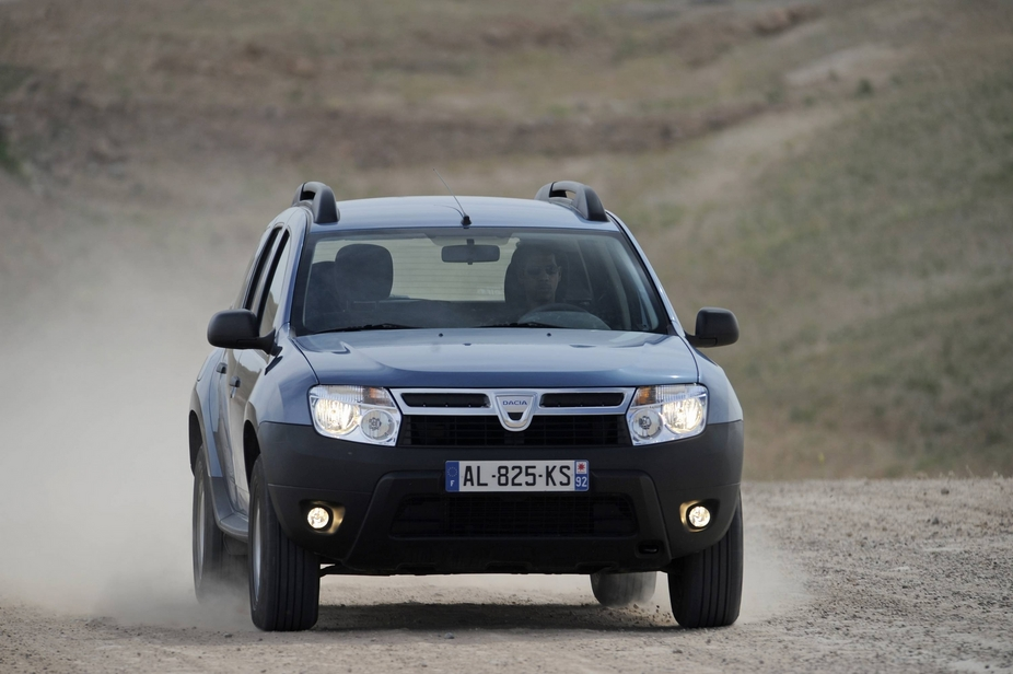 The Dacia Duster