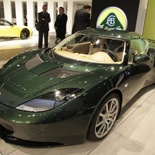 Lotus Evora S 2+2 IPS