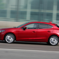 Mazda's future models will borrow the design from the latest Mazda 3 and 6
