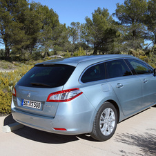 Peugeot 508 SW Active 1.6 HDi 112 CVM5